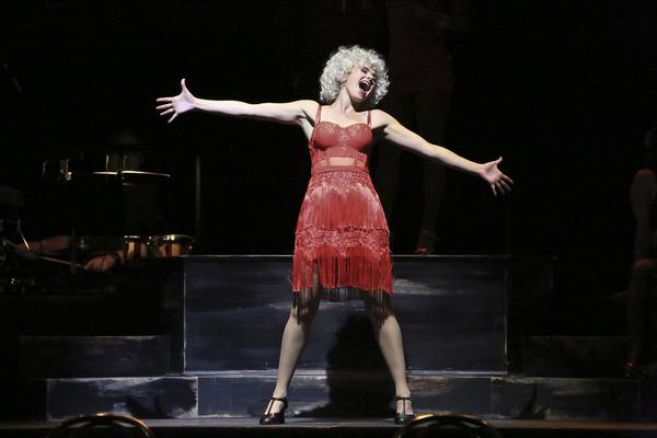 Photo Flash: Hey Big Spender! Laura Bell Bundy Stars in SWEET CHARITY in Los Angeles